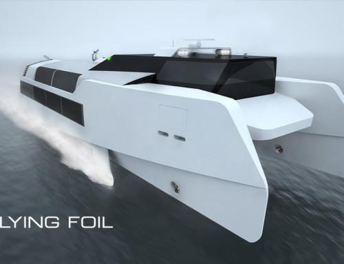 Flying Foil